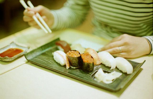 La historia del Sushi