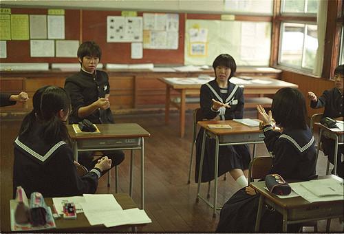 La relación Senpai-Kōhai