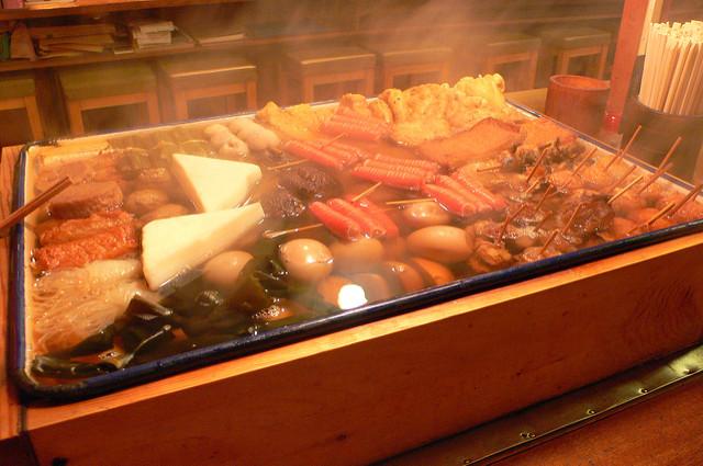 Oden, el sabor del invierno en Japón