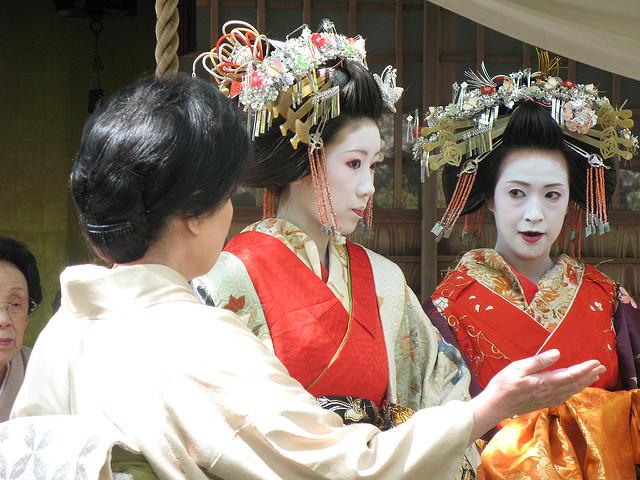 las geishas eran prostitutas experiencias prostitutas