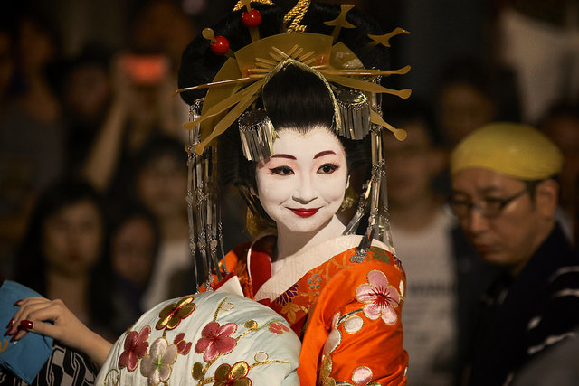 Oiran y Geisha, las 7 diferencias